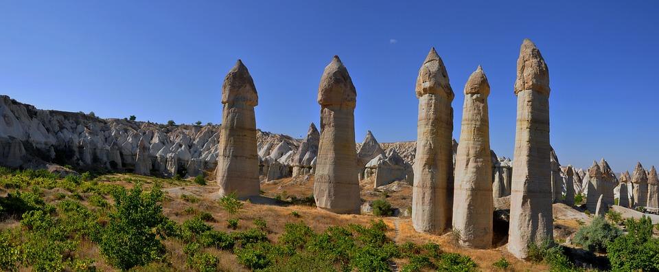 Cappadocia, Love, Valley