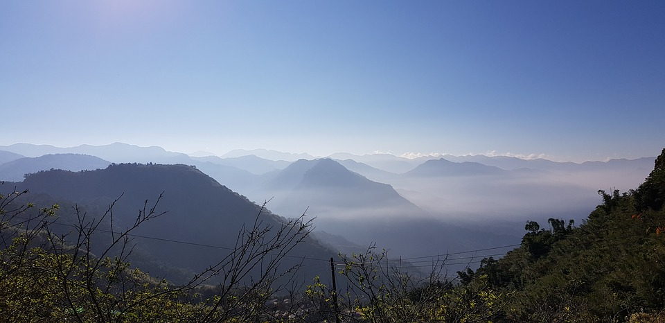 Mountain, Nature, Landscape, Panorama, High, Valley