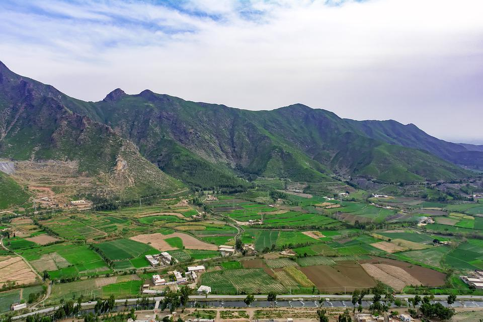 Valley, Malakand, Kpk, Mountains, Range, North