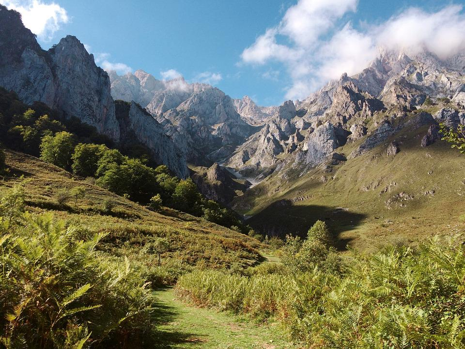 Landscape, Mountains, Nature, Rocky Mountains, Valley