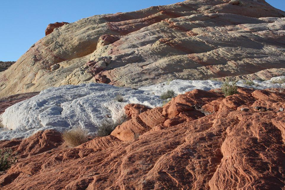 Usa, Nevada, Valley Of Fire