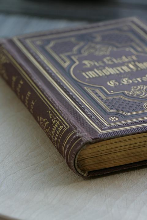 Book, Valuable, Gold, Gilt Edge, Monument, Ornament