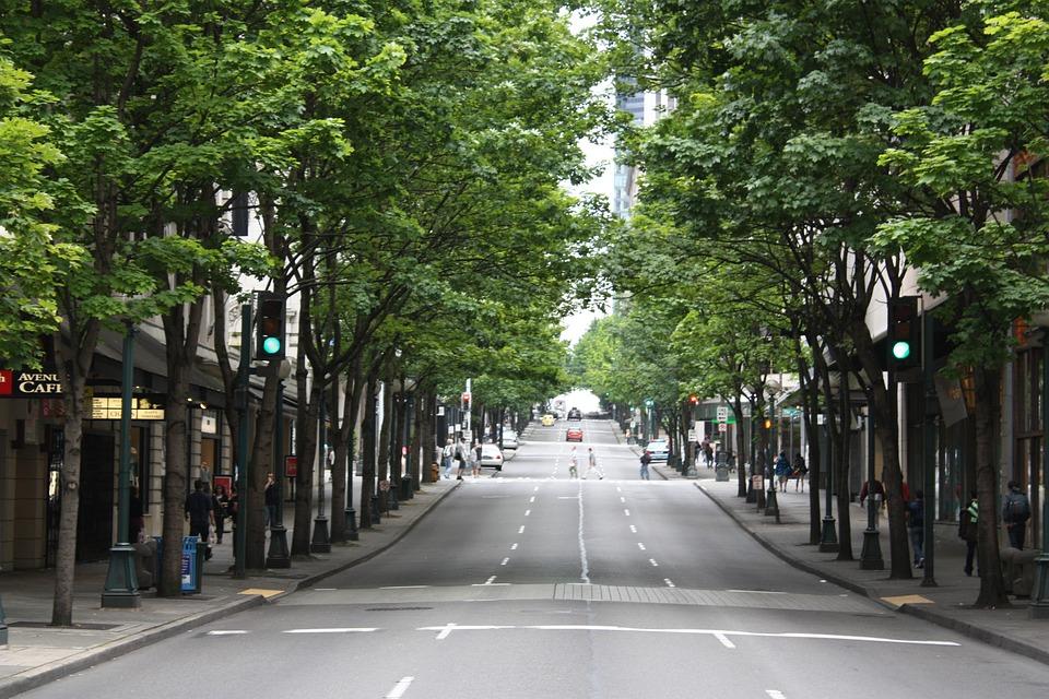 Canada, Vancouver, Avenue