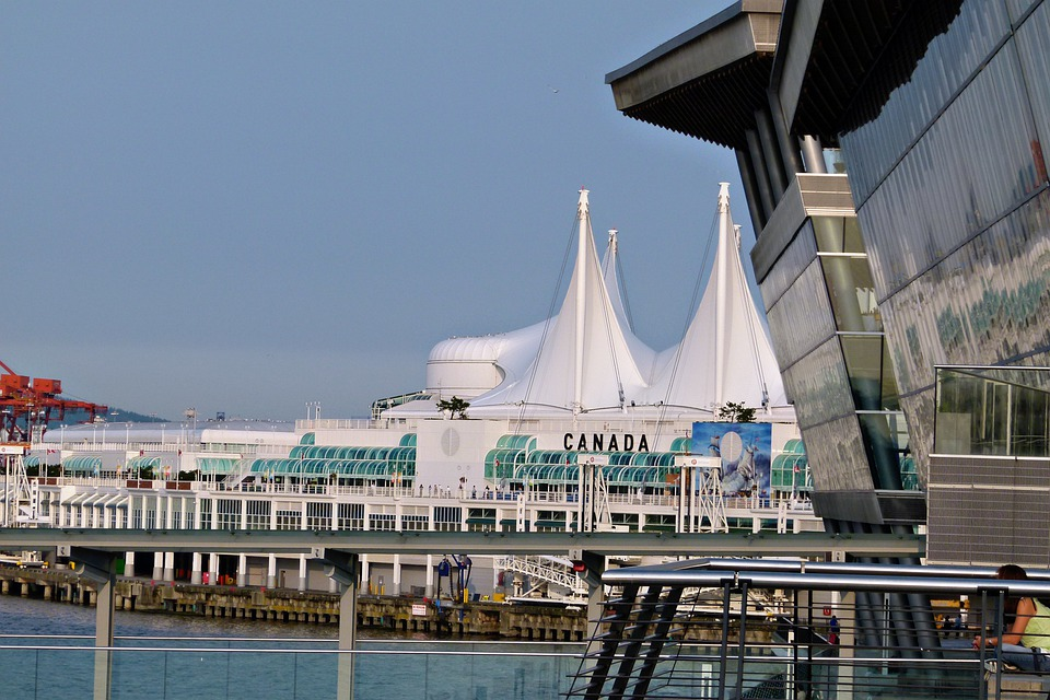Canada Place, Vancouver, British Columbia, City