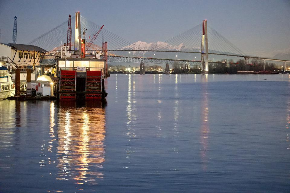 Quayside, New Westminster, British Columbia, Vancouver