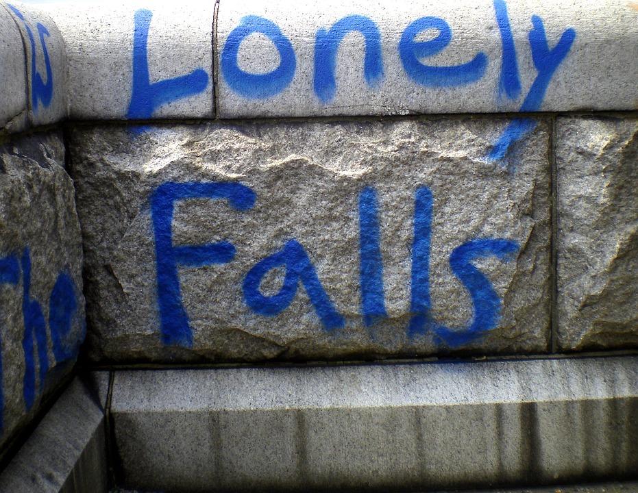 Graffiti, Wall, Stone, Close-up, Vandalism, Disfigure