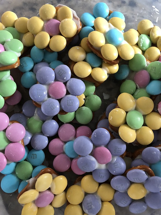 Candy, Food, Pattern, Abundance, Color, Variation