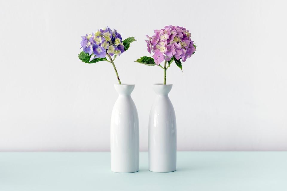 Free Photo Vase Indoor Ceramic White Lavender Flower Purple Max Pixel