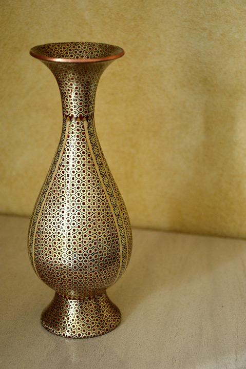 Free Photo Vase Persian Ornament Decoration Max Pixel