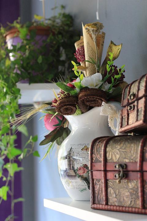 Free photo Vase Wall Decor Flower Pot Design Art Decoration - Max ...