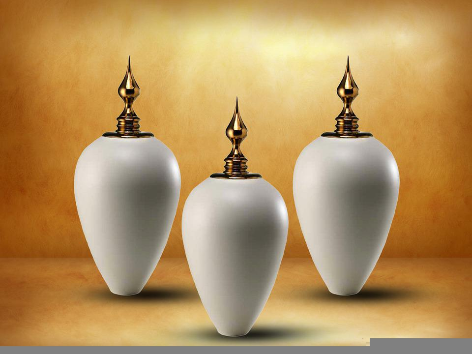 Vases, Urns, Arabic Vases, Decorative, Home Decor
