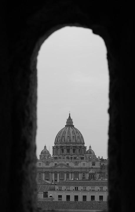 Rome, Vatican, Basilica, St Peter's Basilica, Italy