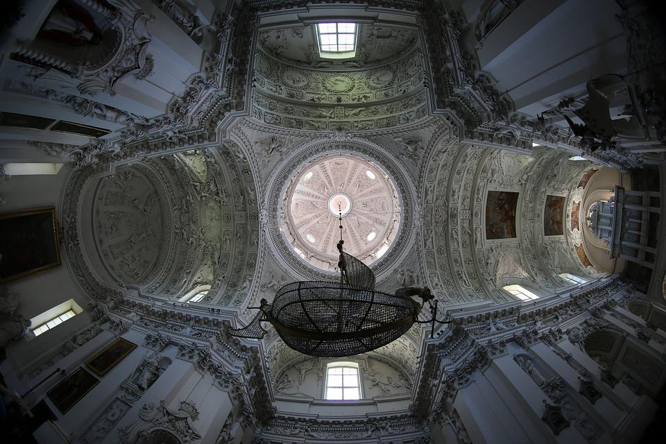 Church, Ship, Vault, Architecture
