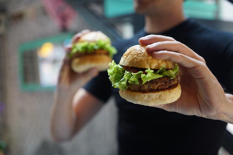 Hamburger, Vegan, Vegetarian, Tasty, Meatball
