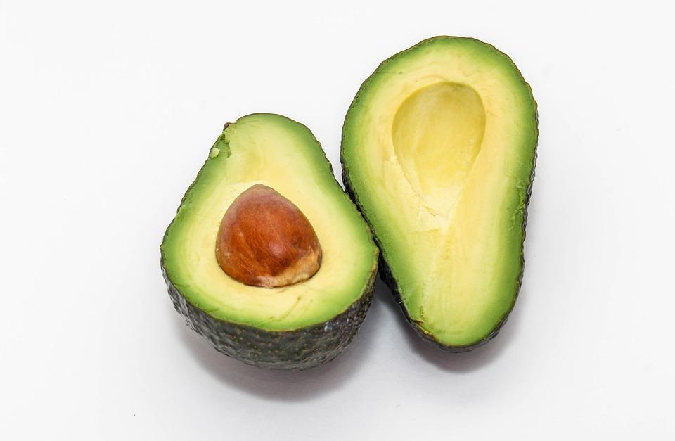 Free photo Vegetable Cut Fruit Nutrition Food Avocado ...