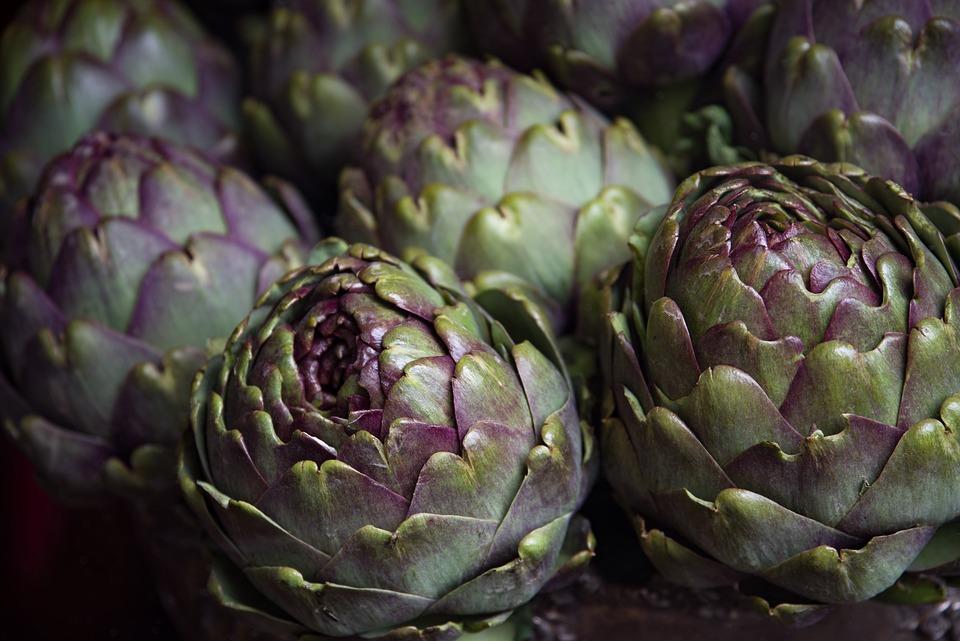 Artichoke, Vegetable, Food, Organic, Green, Vegan