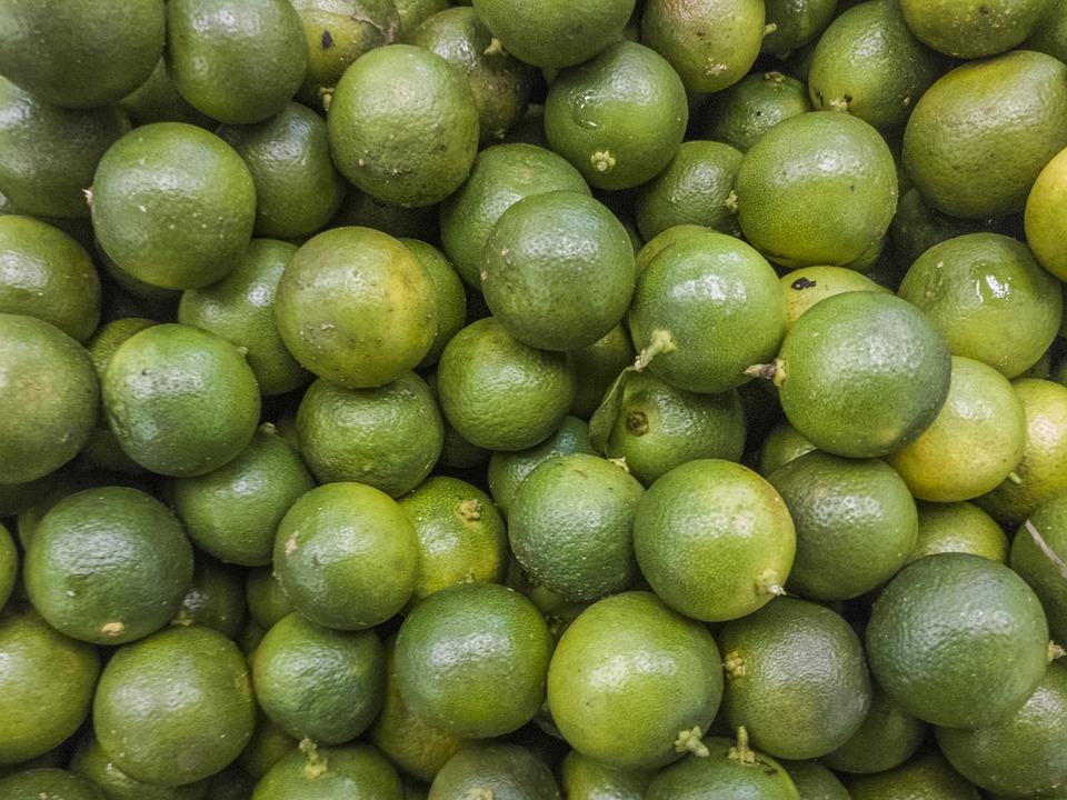Lime, Green, Vegetable, Fruit