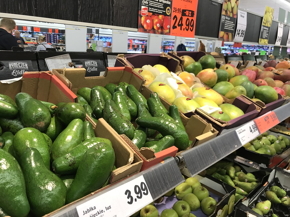 Market, Food, Vegetable, Products, Retail, Marketplace