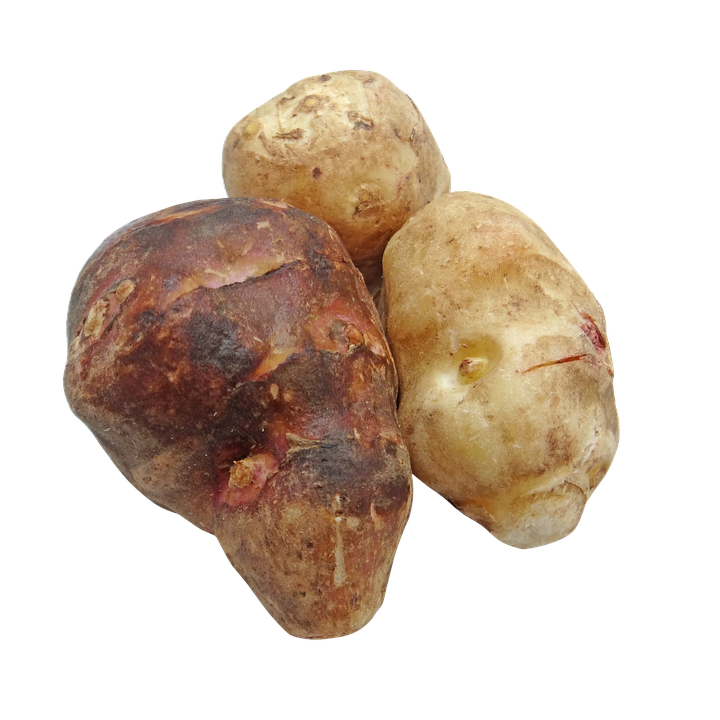 Artichoke, Jerusalem, Food, Root, Vegetable, Tuber