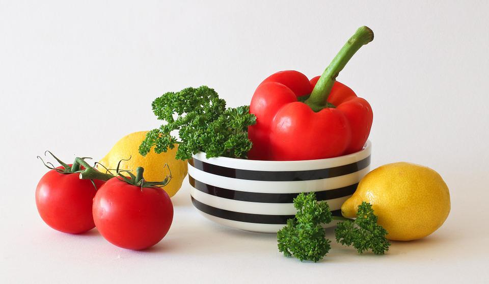Vegetables, Tomatoes, Delicious, Frisch, Trusses
