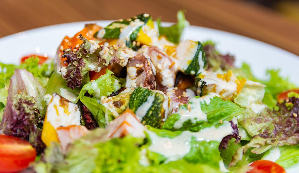 Food, Vegetables, Fasting, Delicious, Vegetable Salads