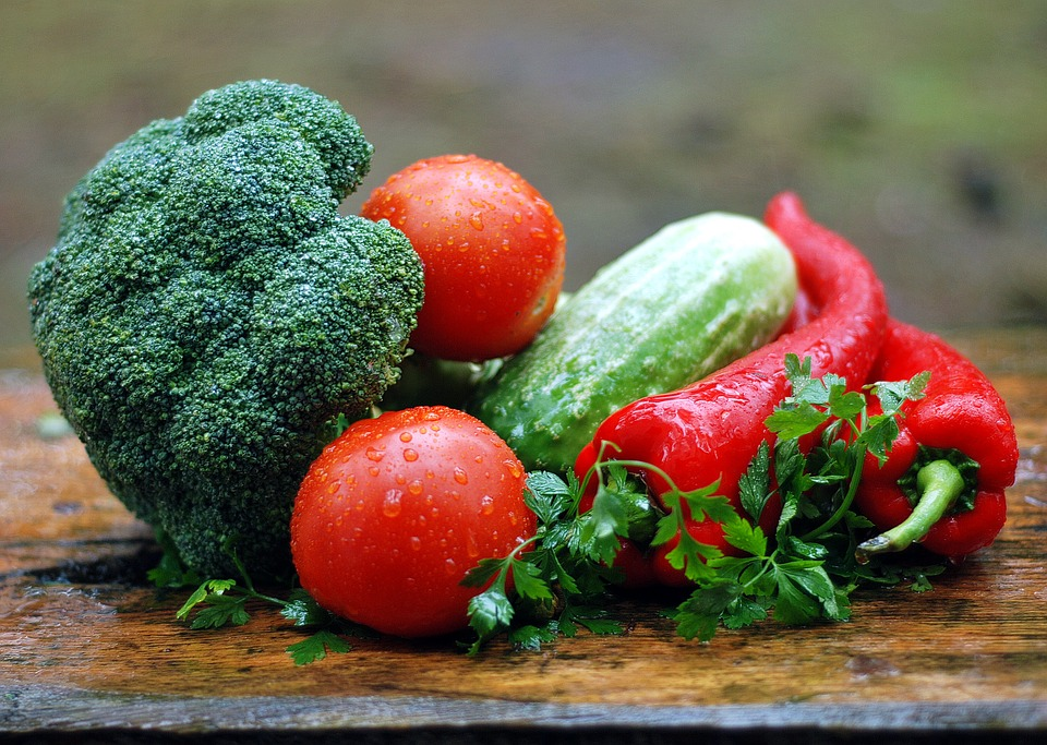 Vegetables, Healthy Nutrition, Kitchen, Cooking, Food