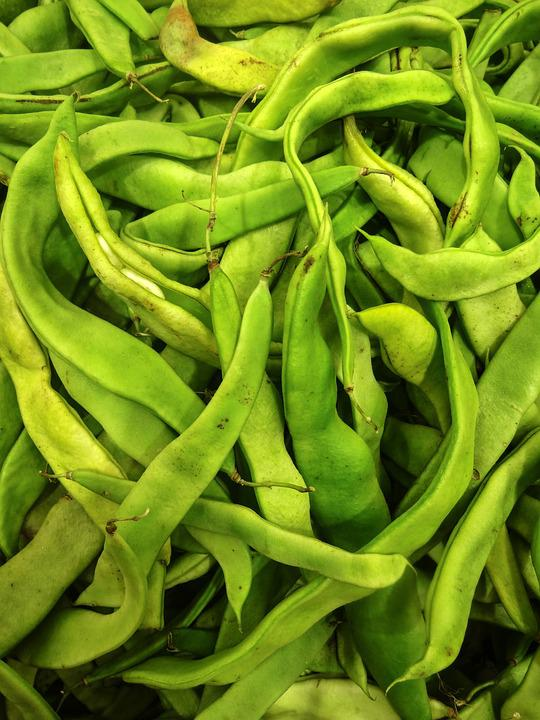 Vegetables, Green, Market, Food, Freshness, Free Image