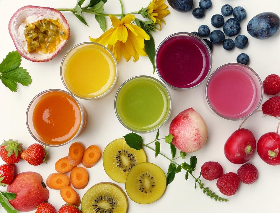 Smoothies, Fruit, Fruits, Vegetables, Fresh, Detox