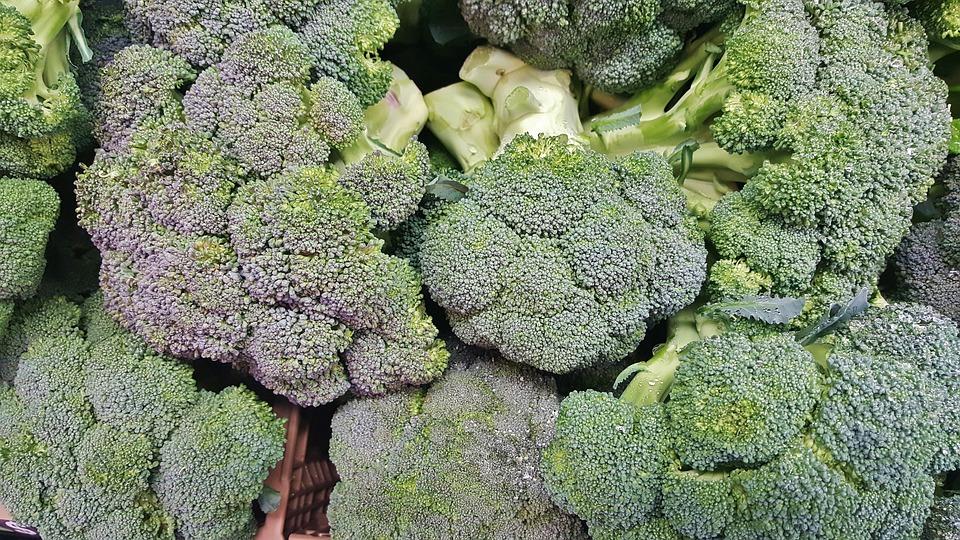 Broccoli, Vegetables, Greens, Green Vegetables