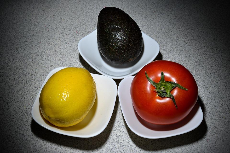 Vegetables, Lemon, Tomato, Lawyer