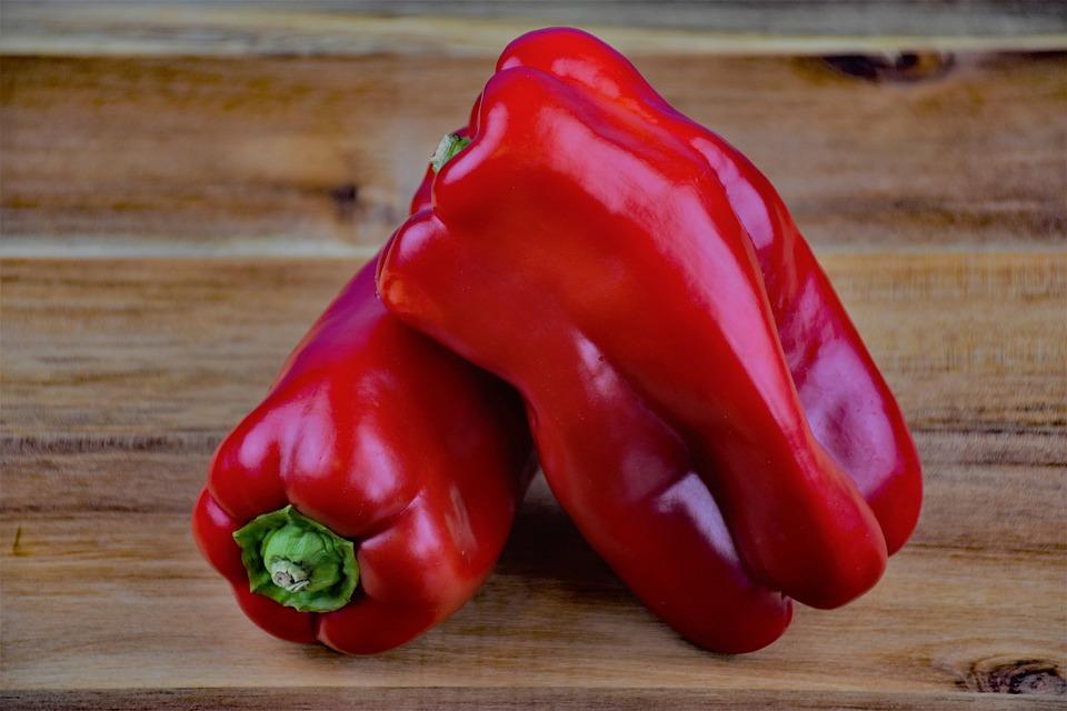 Bell Pepper, Pepper, Food, Vegetables, Cooking