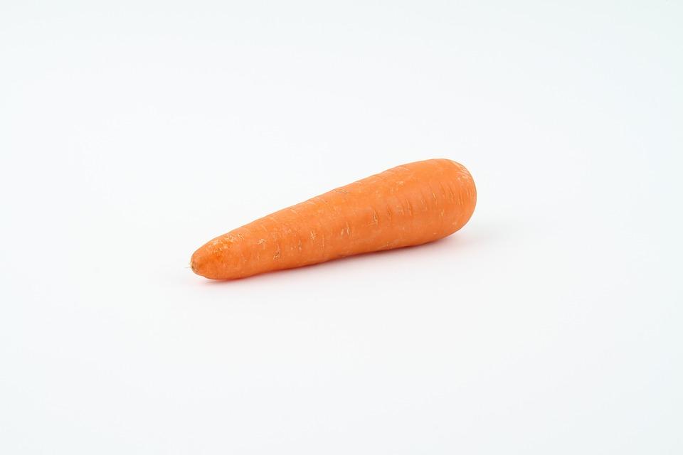 Carrots, Vegetables, Healthy, Vegetarian, Fresh