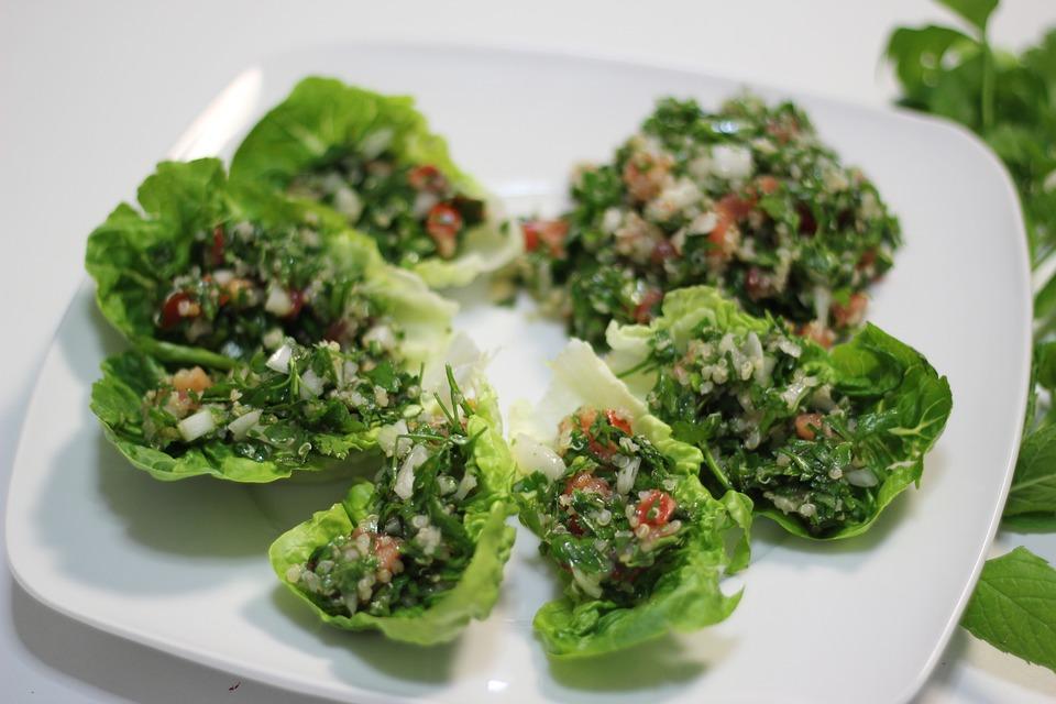 Quinoa, Salad, Vegetarian, Diet, Gourmet, Healthy