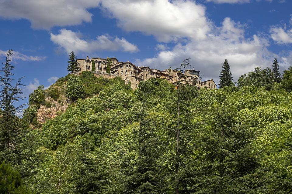 Vegetation, Rural, Forest, High Mountain, Mountain