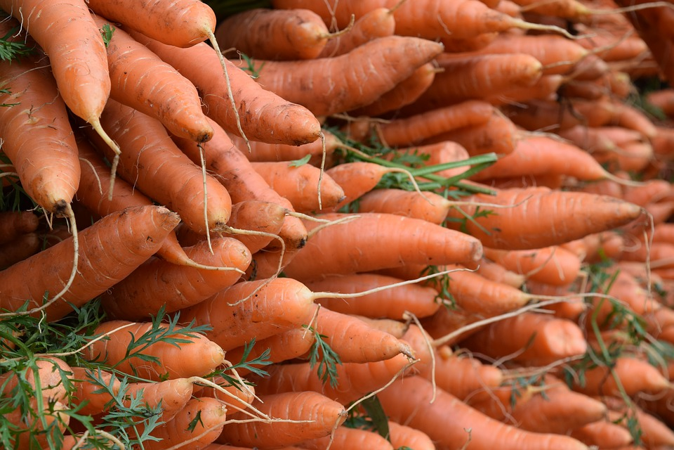 Vegetables, Veggies, Carrots