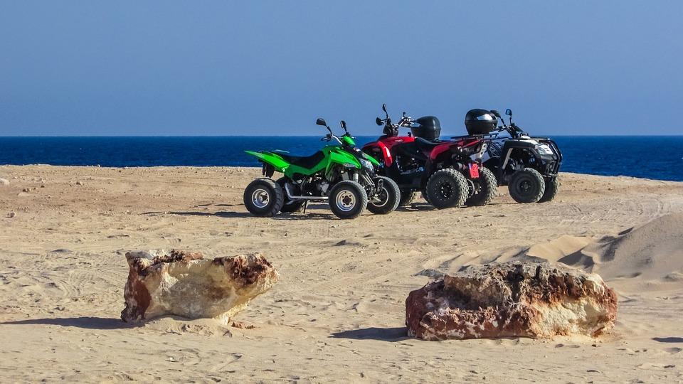 Quad Bike, 4 Wheel, Vehicle, Dirt, Adventure, 4x4