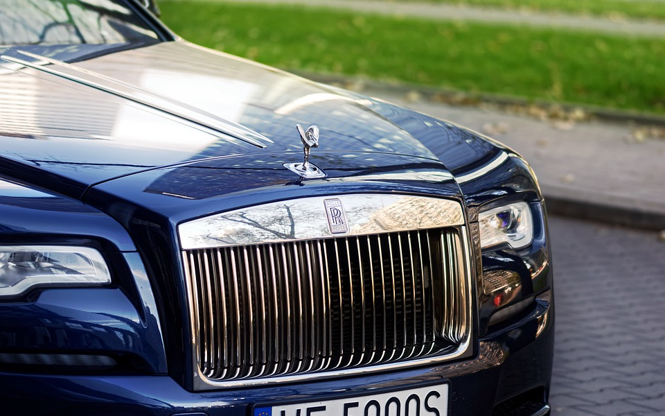 Car, Luxury, Rolls-royce, Limo Service, Auto, Vehicle