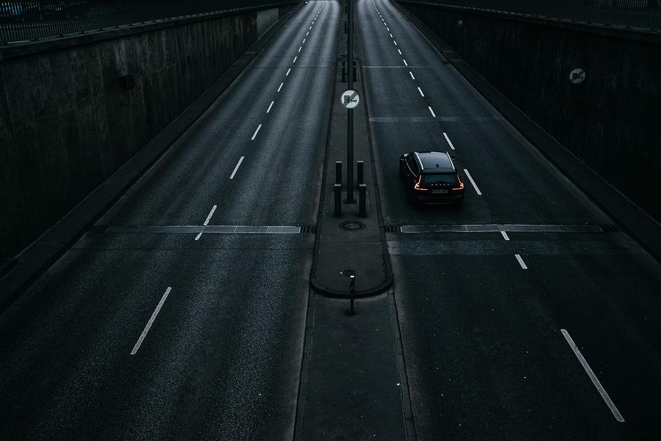 Road, Highway, Car, Travel, Automobile, Vehicle