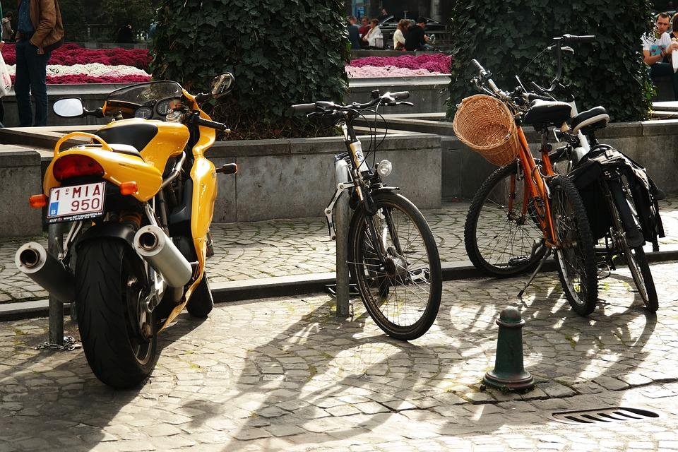 Bike, Motorcycle, Bikes, Transport, Vehicle