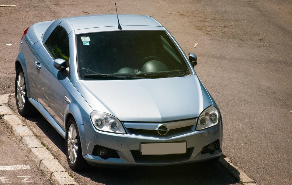 Car, Opel, Tigra, Automobile, Vehicle, Convertible