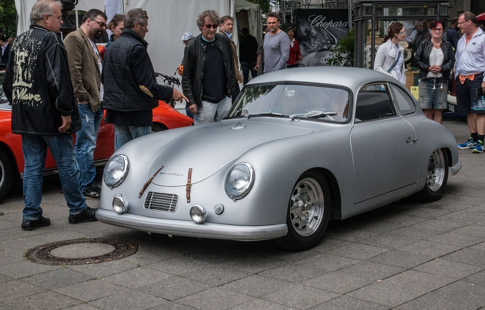 Auto, Porsche, Oldtimer, Classic, Automotive, Vehicle