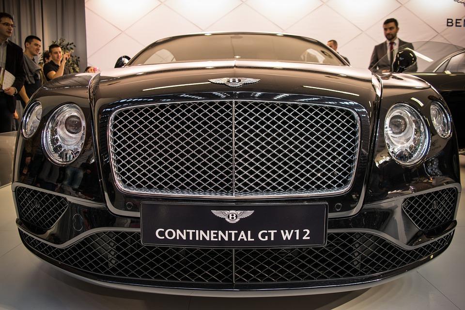 Free photo Vehicle Luxury Car Automobile Bentley Auto Modern - Max Pixel