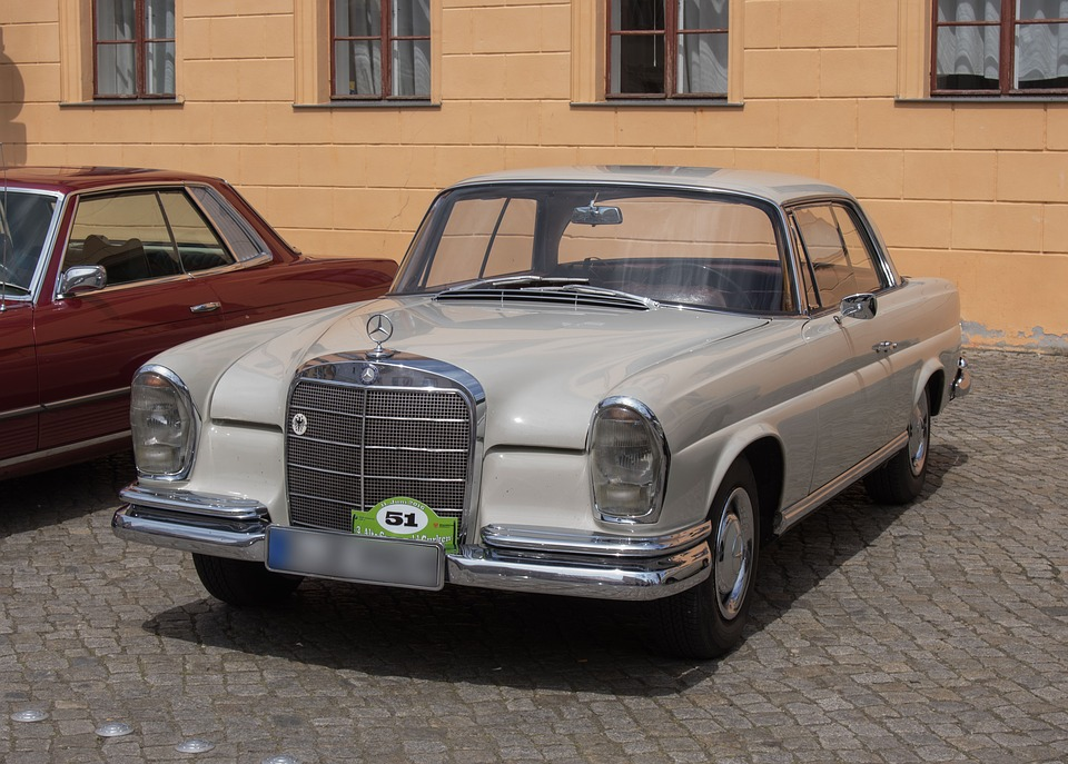 Free Photo Vehicle Mercedes Oldtimer Auto Coupe Max Pixel