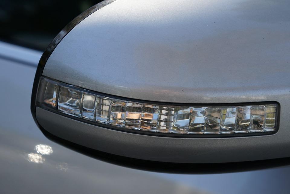 Mirror, Car, Vehicle, Transportation, Metal, Glass