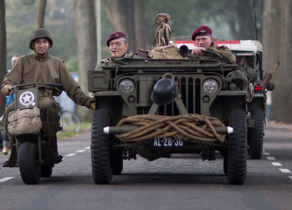 Military Branch, Vehicle, War, Fight