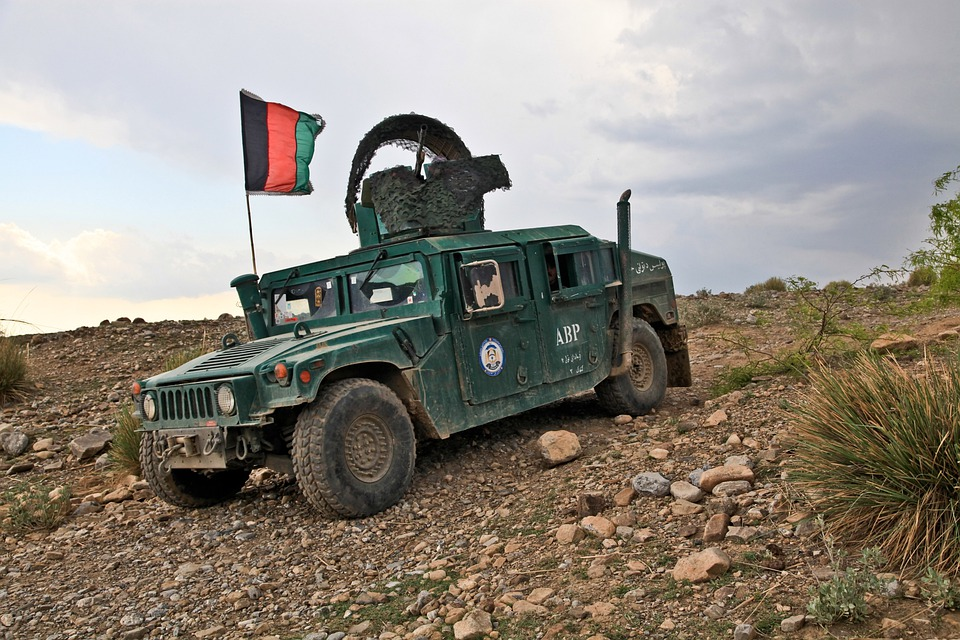 Army, Military Vehicle, Military, Vehicle, Afghanistan