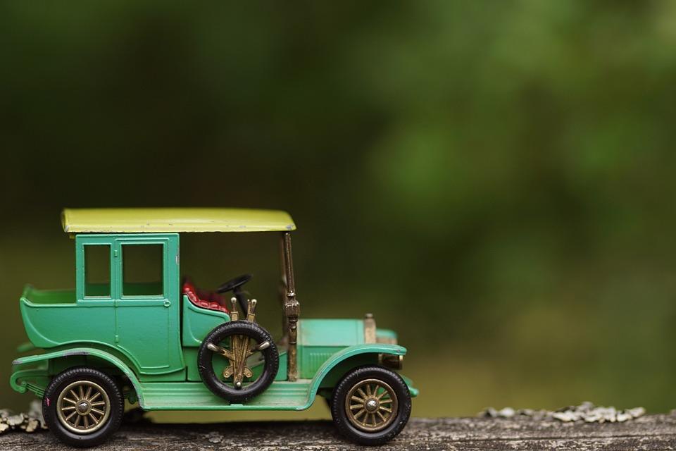 Toy Car, Oldtimer, Model Car, Vehicle