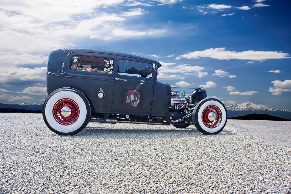 Us, Classic, Car, Us-car, Vehicle, Pkw, Old, Oldtimer