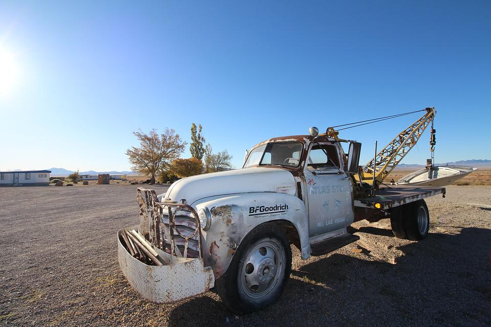 Vintage, Truck, Oldtimer, Vehicle, Old, Classic
