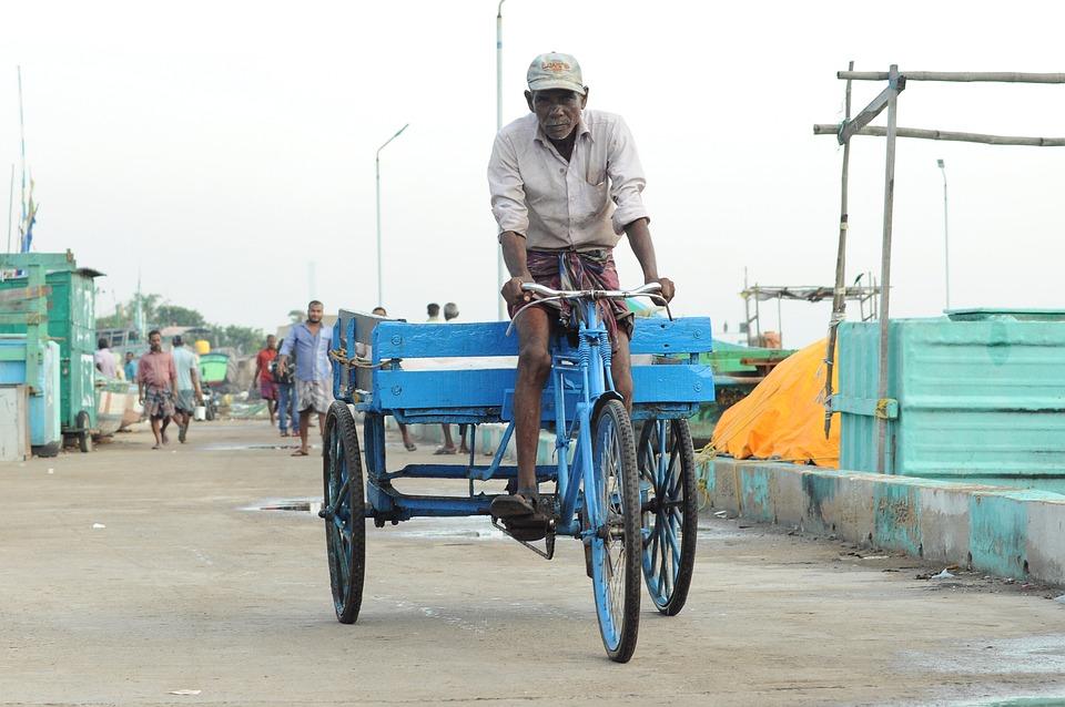 Transportation System, People, Street, Vehicle